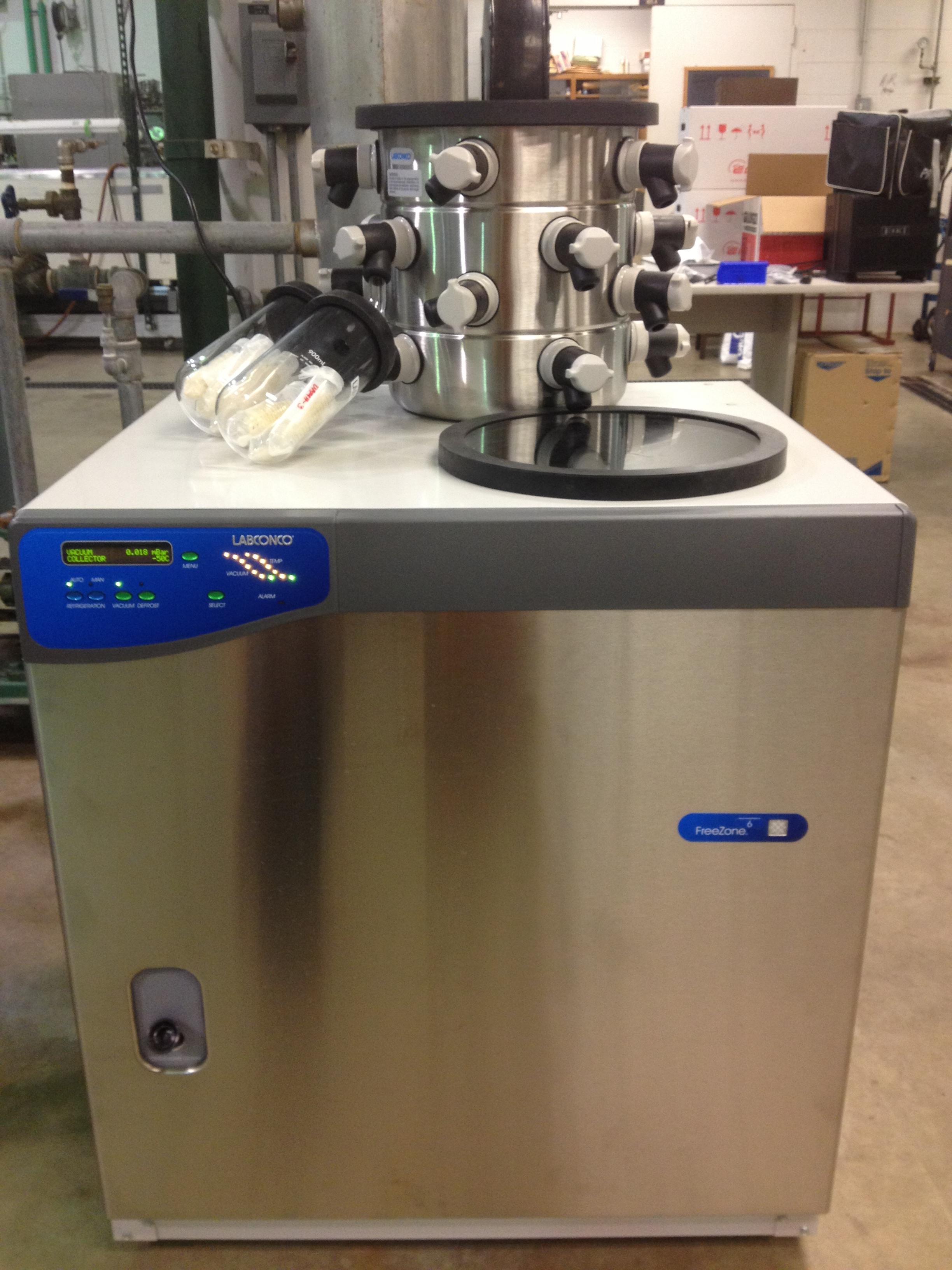 Labconco Freeze Dryer